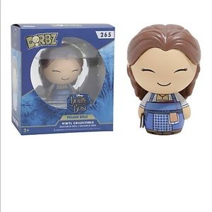 Dorbz Beauty And The Beast Village Belle